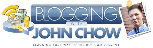Blogging with John Chow Bonus is my latest blog which will inform you all about great launch on 4th December, 2012. On this day great Internet Marketer John Chow is going to launch 'Blogging with John Chow' which will be going to huge launch. So, Visit website, Bookmark and share it. There will be lot of Bonuses, so keep visiting the site time to time so you don't miss it.