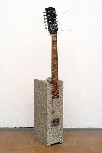 Presence Panchounette Concrete music 1980