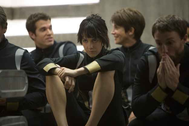 """How Jena Malone Got Away With Two F-Bombs In """"The Hunger Games: Catching Fire"""" - BuzzFeed"""