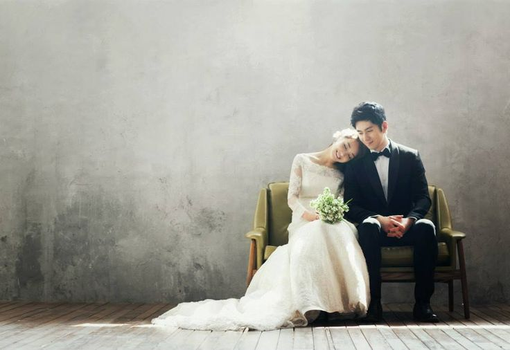 Korean Style Pre-wedding Photos 10