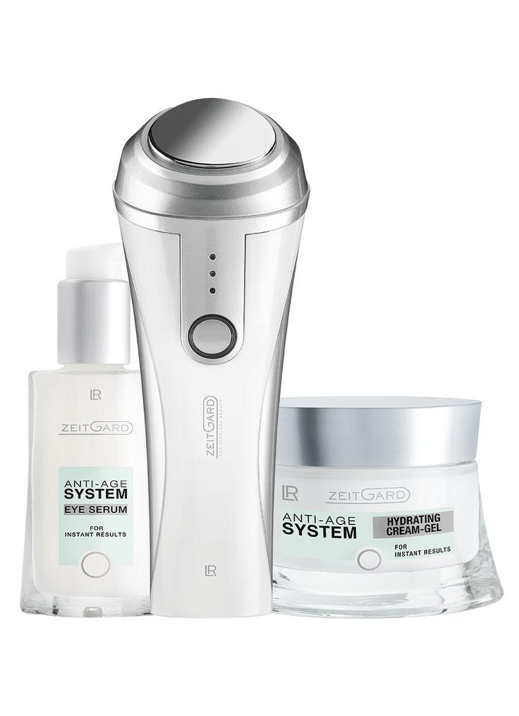 Zeitgard Anti-Age System Hydrating Kit   LR Health & Beauty España Oficial