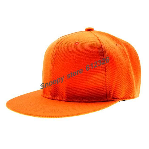 baseball cap extension cap Fashion hip-hop flat snapback ...