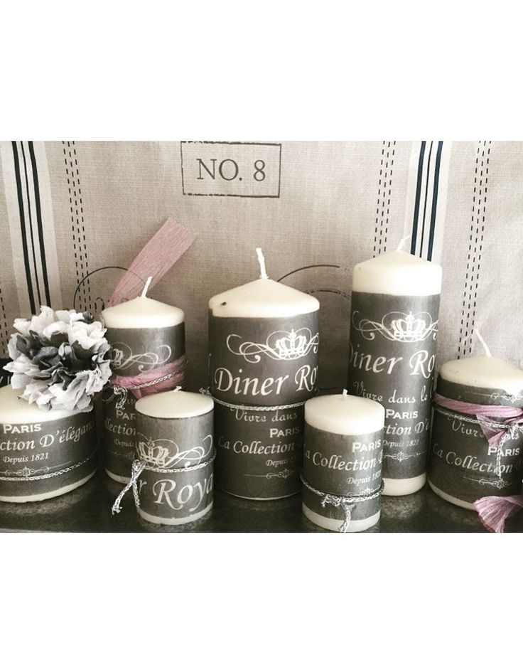 Candle Set - 7 Piece Candle Gift Set - Candles, Handmade Candles, Decorative Candles, Home Decor Gift Set, Fashionable Candle, Trendy Candle by MadeLikeLove on Etsy