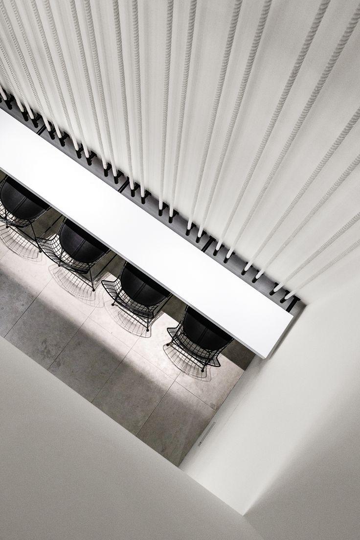 Gdanski Teatr Szekspirowski, bar interior design, design: Marta Koniczuk
