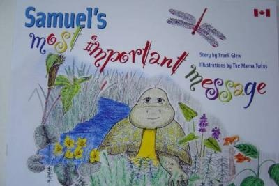 Samuel's Important Message by Frank Glew