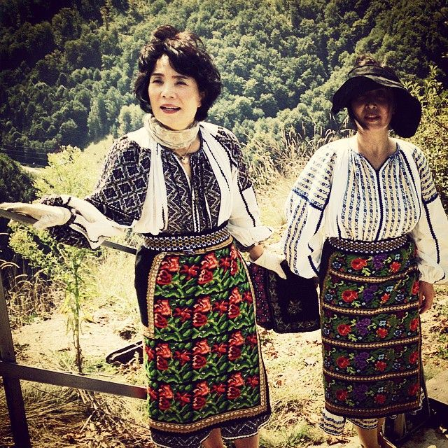 82 best romanian tradition inspiration images on pinterest romania folk art and blouse - Traditional style wedding romania ...