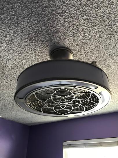 Anderson 22 In Indoor Outdoor Brushed Nickel Ceiling Fan Cf0110