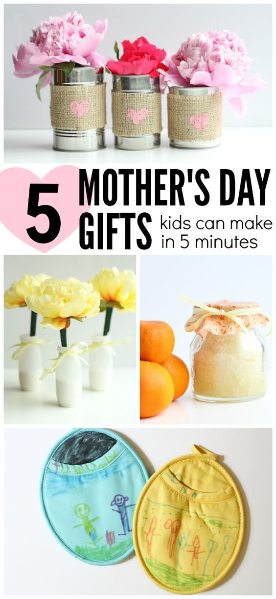 120 best holiday mother 39 s day crafts and activities for for Small gifts for mom