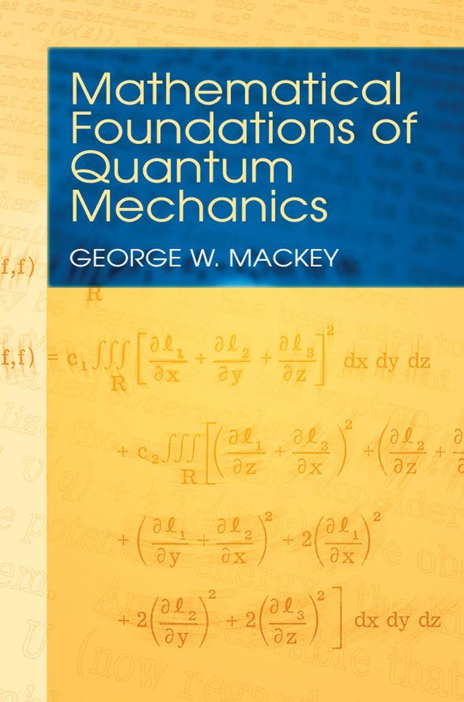 mathematics for quantum mechanics pdf