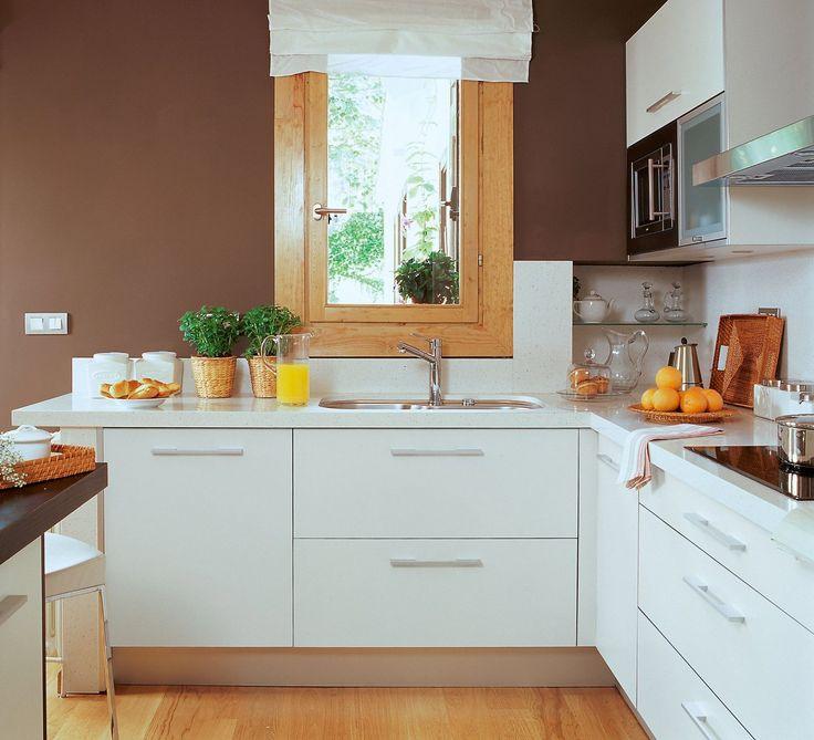 buenas ideas para cocinas pequeas elmueblecom cocinas y baos