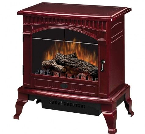 Dimplex - Electric Fireplaces » Stoves » Products » Traditional Electric Stove