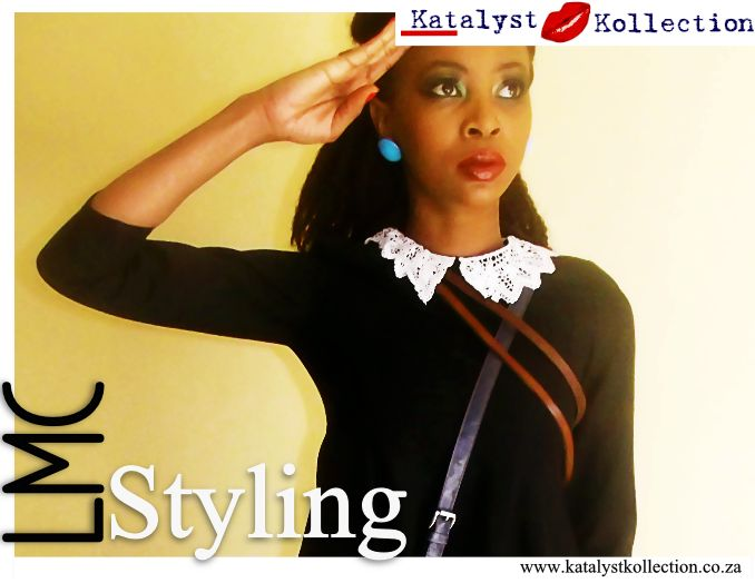 For more information about the clothes I'm wearing, or to see more LMC styling, visit my sister's blog LuckyMeCloset: http://luckymecloset.blogspot.com cc @Lesego Moripe