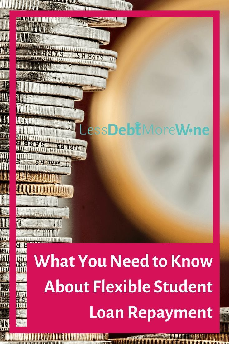 What You Need To Know About Flexible Student Loan Repayment Plans