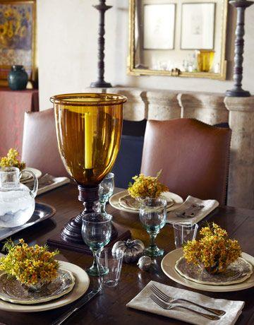 Joe Nye, Table top, John Rosselli hurricane, Formations dining table, Atelier du Vieil Apt faience, Dining Room