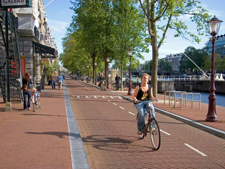 Cycling is gaining popularity as a mode of transportation in many urban centers, but Amsterdam was at the forefront of that trend—and there's still no better way to see the city. Amsterdam has its own bike-sharing system, OV Fiets (about three Euros gets you a day of riding), and there are plenty of bike-rental companies scattered throughout the city. Just keep an eye out for wayward pedestrians, and remember to follow these rules of the road.—Amy Plitt