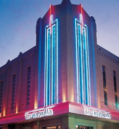 Uptown Dallas - The Magnolia Theater