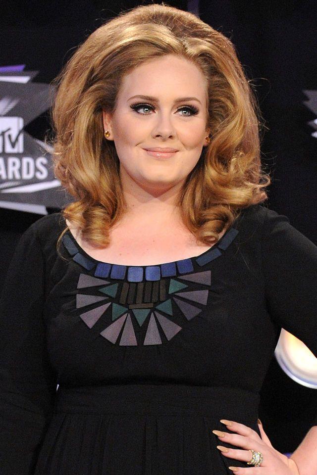 Adele's+Complete+Beauty+Transformation - HarpersBAZAAR.com
