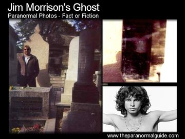 picture at jim morrison's grave ghostly | Jim Morrison's ...