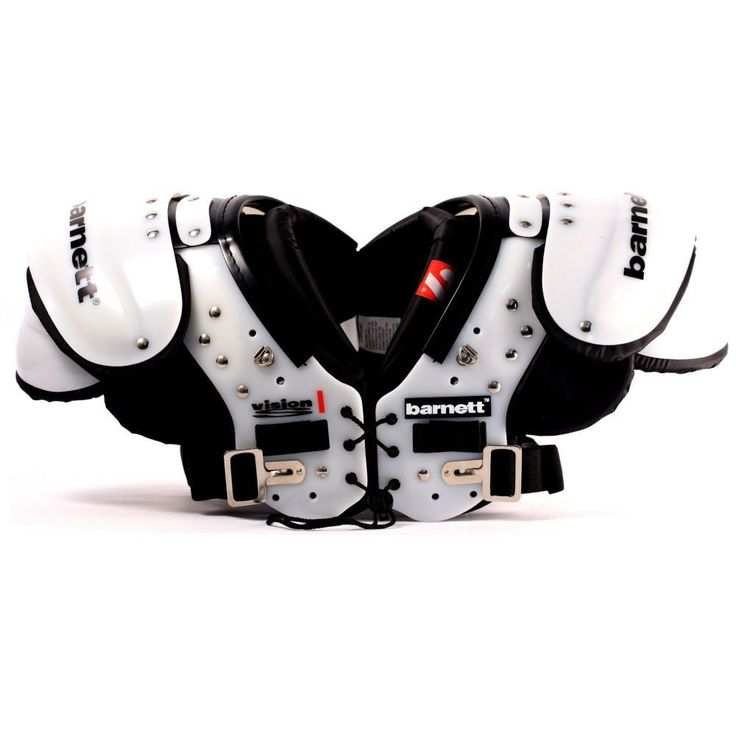 VISION I american football shoulder pad competition
