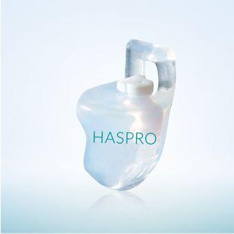 HASPRO Moto - zatyczki do uszu dla motocyklistów robione na zamówienie z odlewu ucha (cena: ok. 400 zł)
