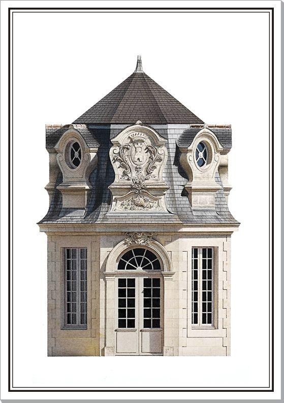 <i>Pavillon de l'Audience</i> at Villandry