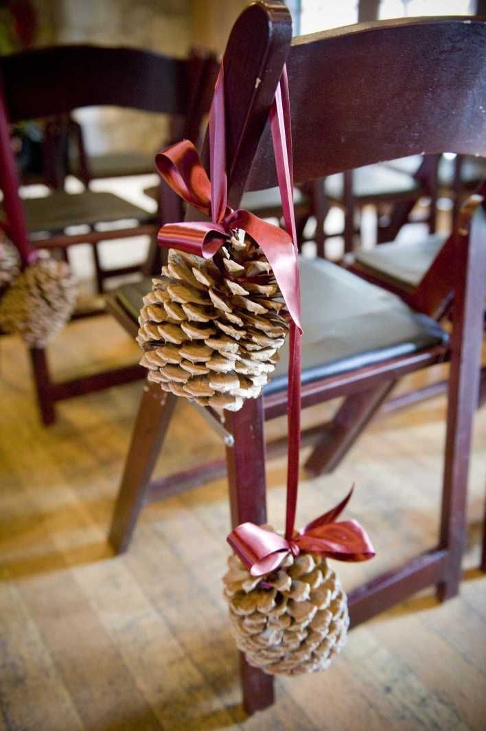 The 25+ best Pinecone bouquet ideas on Pinterest | Pinecone wedding  decorations, Holiday wedding