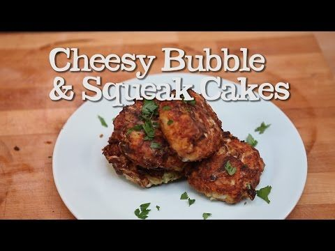 Cheesy Bubble and Squeak Cakes Recipe | Abel & Cole