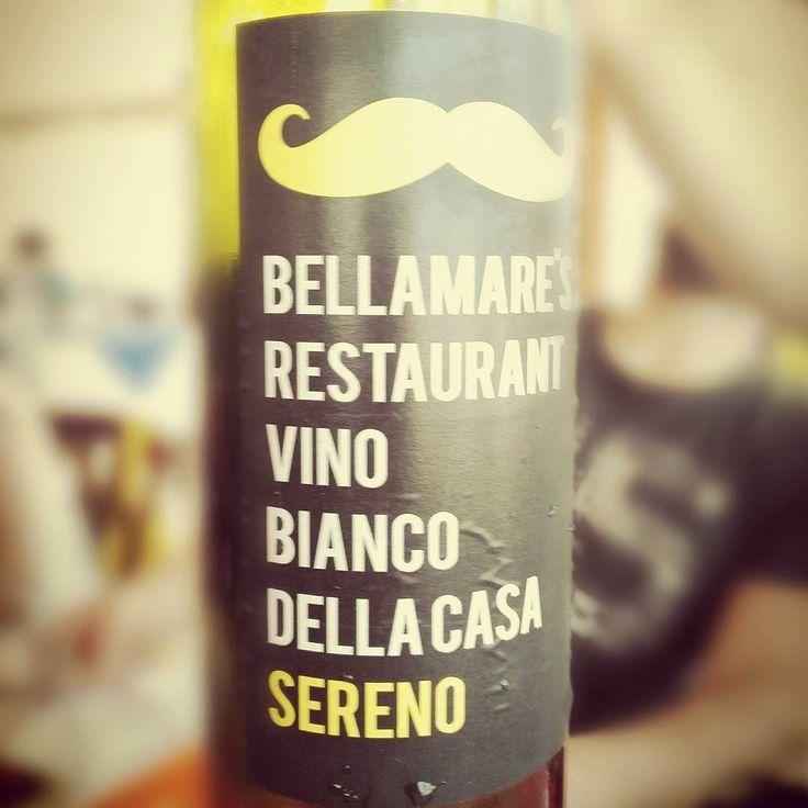 #mustage #vinobianco #bellamare