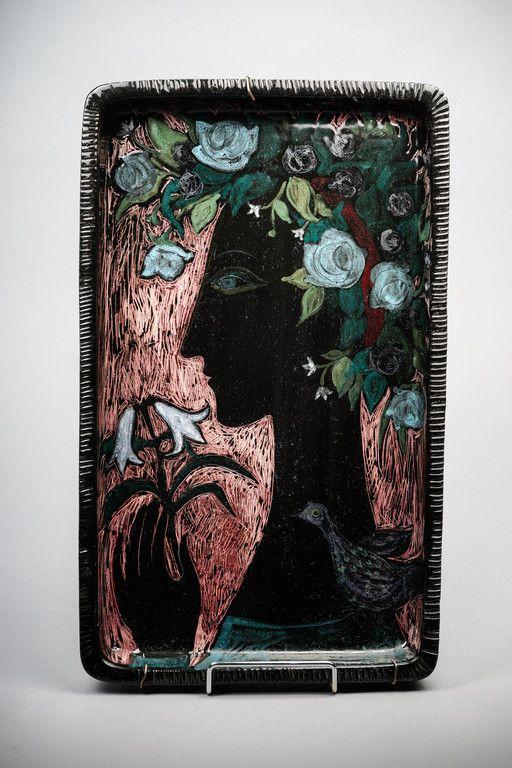 Hilkka-Liisa Ahola, uniikki keramiikkatyö