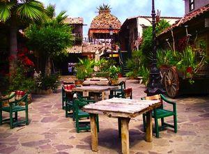 Plaza Pueblo in Rosarito Beach - © Kathleen Crislip
