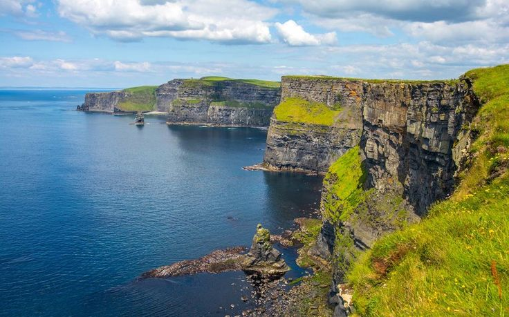 Explore Cliff of Moher in Ireland – Bucket List Destinations #travel #Ireland