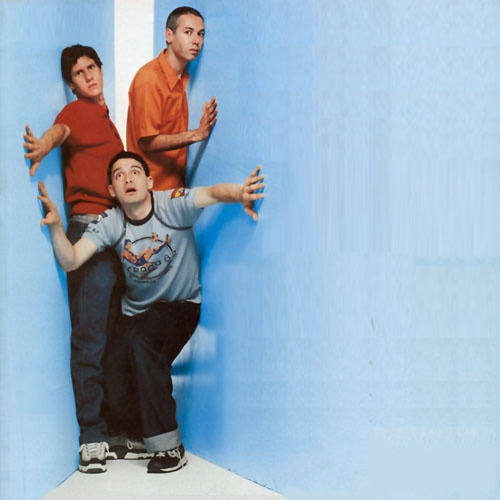 I have such an odd obsession with the beastie boys.