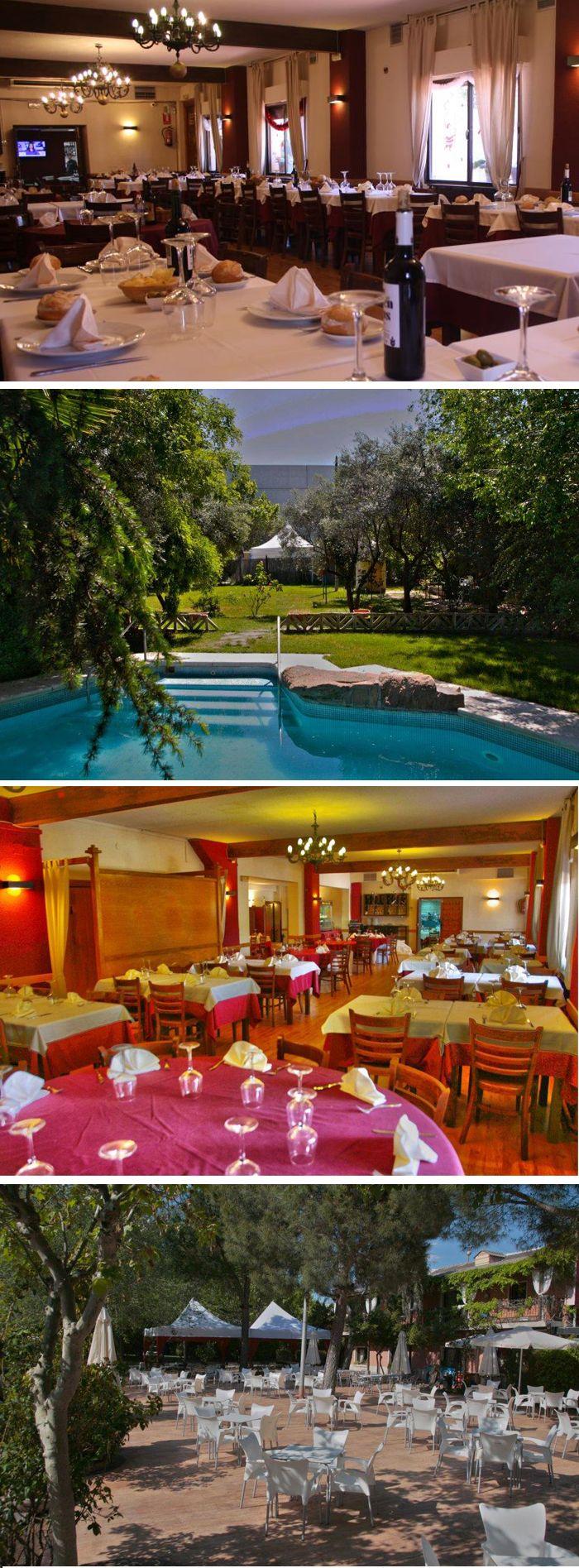 Restaurante La Hacienda -  Alcorcón, Madrid - Restaurantes para Bodas