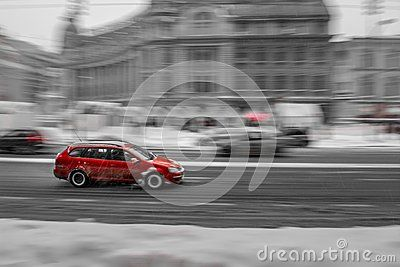 Trying to obtain panning effect with selective colour.