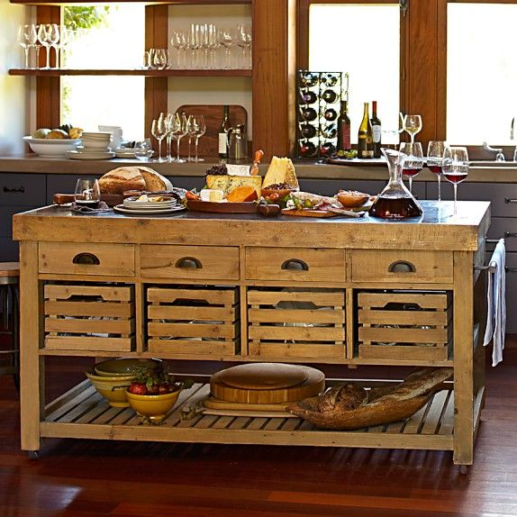 1000 ideas about galley kitchen island on pinterest for Galley kitchen diner ideas