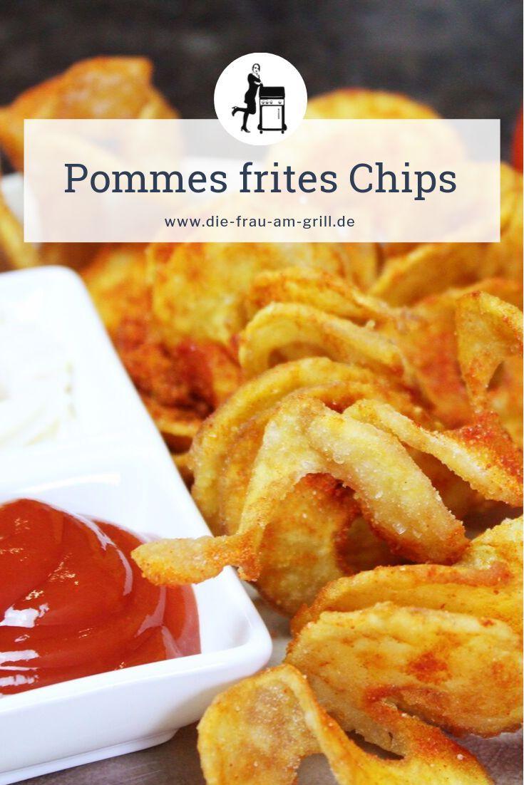 Pommes Chips Keine 0815 Pommes Frites Rezept Rezepte