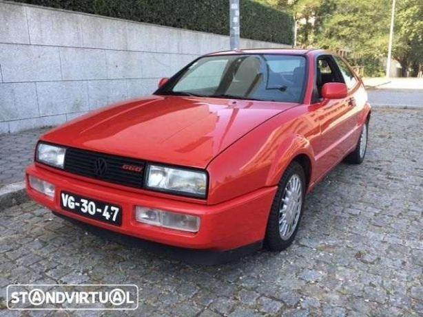 VW Corrado 1.8 G60 preços usados