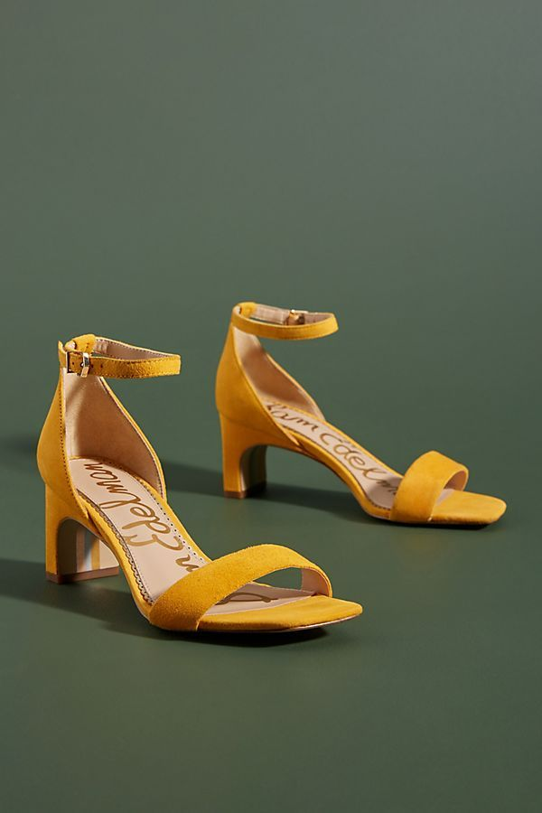 dbd85e4be0f5 Sam Edelman Holmes Kitten-Heeled Sandals
