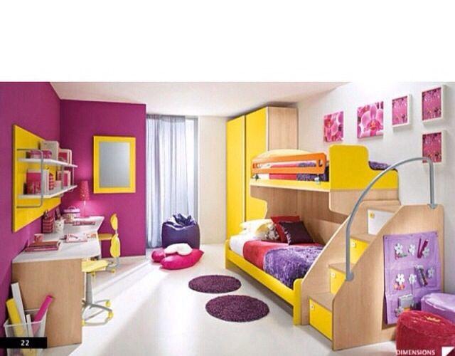 166 best bedroom (teen/kids) images on pinterest