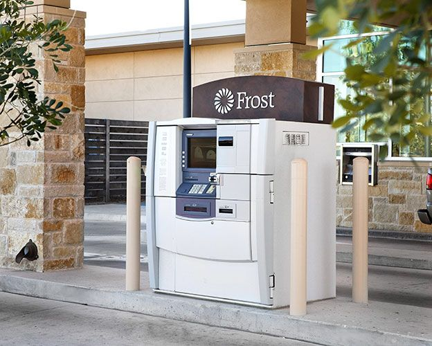 frost bank atm