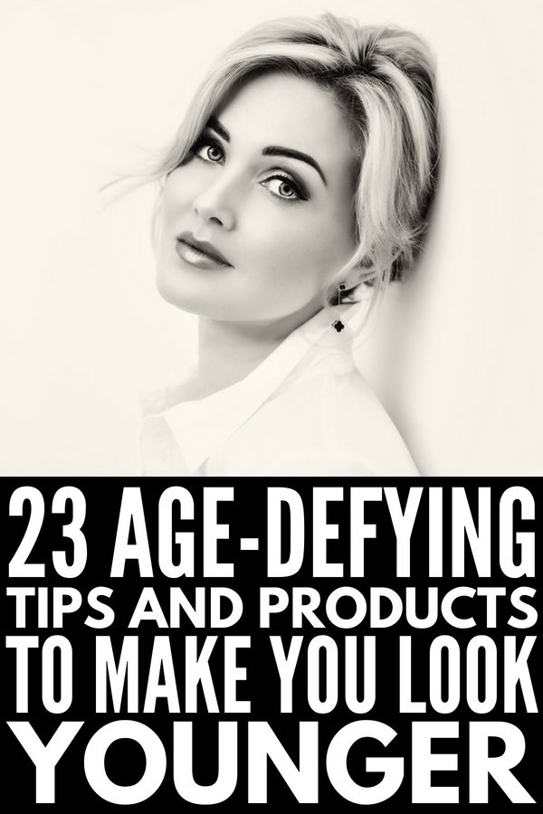 Makeup For Women Over 40: How To Look Younger With Makeup: Best Makeup For Women