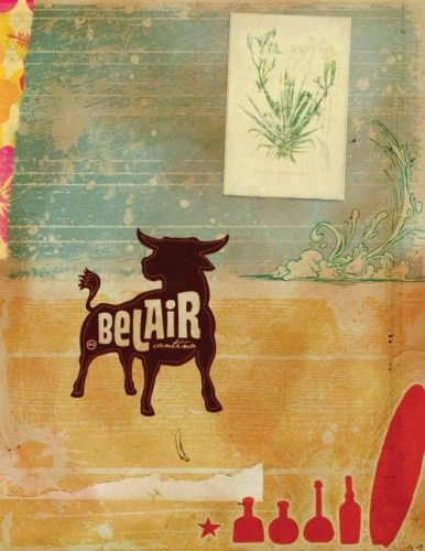 Belair.  Awesome branding design