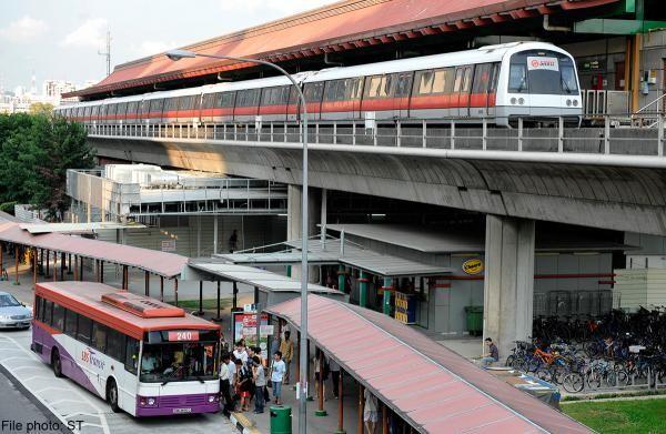 Singapore public transport