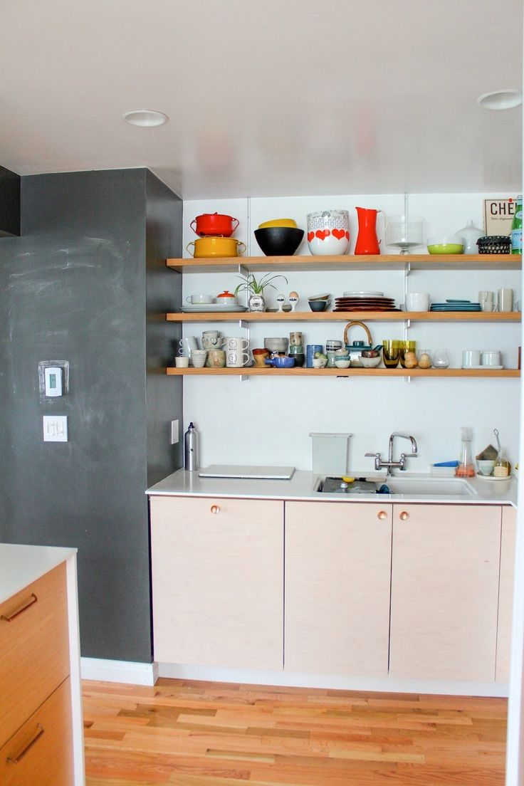 129 best small studio s design images on pinterest tiny studio the duplex right side jean dylan s playful working hideaway house tour studio kitchennew