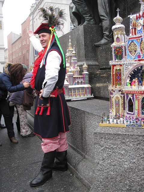 Szopka Krakowska i Krakowiak
