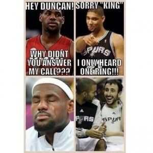 Spurs NBA Memes and Funny Pics
