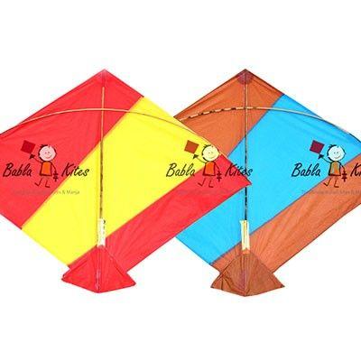 40 Multicolor Adadiya Cheel Kat Fighter Kites + Free Shipping india