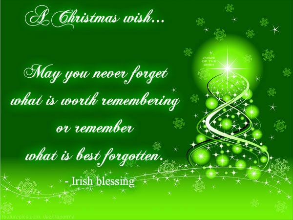 Top 25 ideas about IRISH CHRISTMAS on Pinterest  Irish blessing, Christmas e...