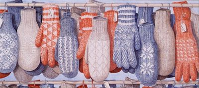 Newfoundland Art - Jackie Gale Vaillancourt Gallery