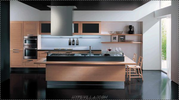 Luxury Interior Kitchen from Small Kitchen Design Ideas for Aiming Pamper Your Wife 600x338 Small Kitchen Design Ideas for Aiming Pamper Your Wife